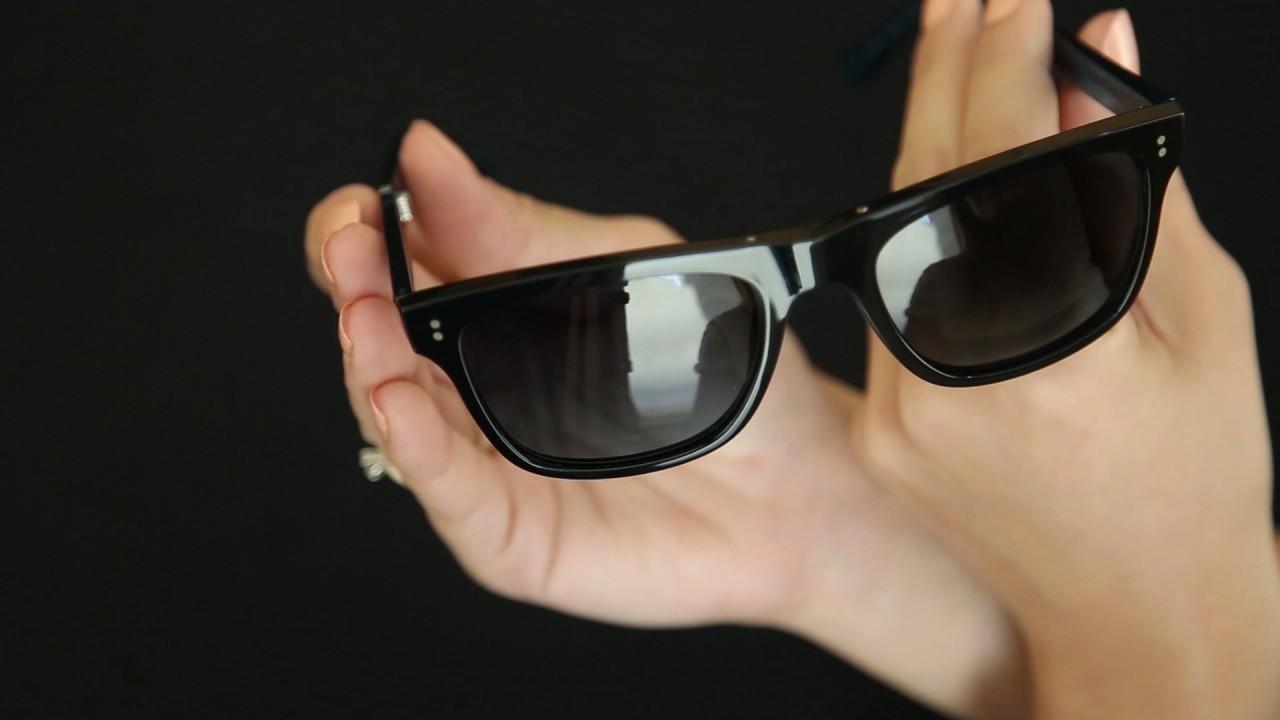 c40d6dc90 كيف تنظّفين النظارات الشمسية من الخدوش؟ | Laha TV